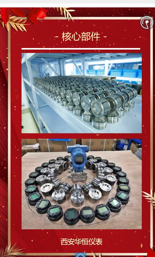 3151电容式液位差压变送器